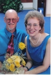 It was a very good day in June 2003, when Larry and Nancy wed in Longview, Texas. God blessed us both!