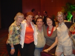 Becky, Mary Lynn, Kelly, Patti, and Lurline