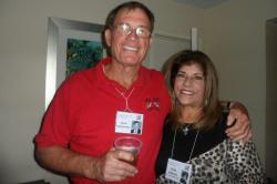 Steve Stephenson and Linda Habeeb